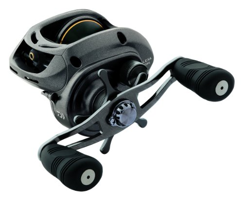 Daiwa LEXA300HL Lexa Baitcast Reel, Paddle Handle, Left Hand