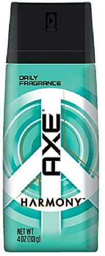 Axe Bodyspray Harmony 4 oz Pack of 8