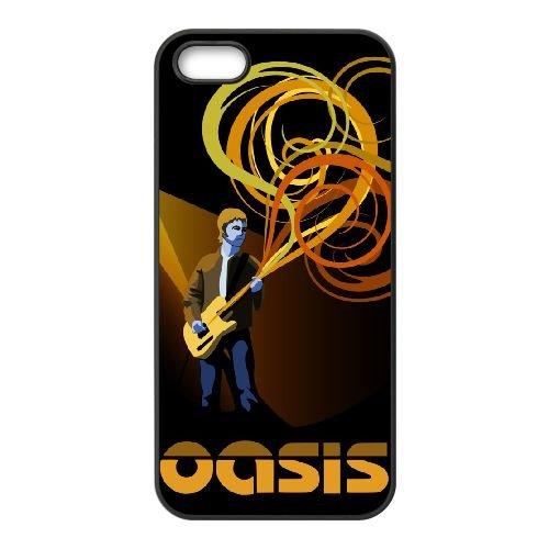 Oasis 003 coque iPhone 4 4S Housse téléphone Noir de couverture de cas coque EOKXLKNBC19085
