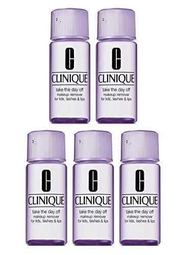 5x Clinique Take The Day Off Makeup Remover 1.7oz / 50ml, Totals 250ml/8.5oz by Clinique