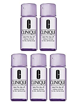5x Clinique Take The Day Off Makeup Remover 1.7oz 50ml, Totals 250ml 8.5oz