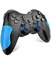 EANLK Wireless Controller for Nintendo Switch Remote Pro Controller Gamepads - Blue Anti-Skid