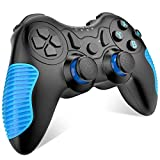 EALNK Wireless Controller for Nintendo Switch Remote Pro Controller Gamepads - Blue Anti-Skid