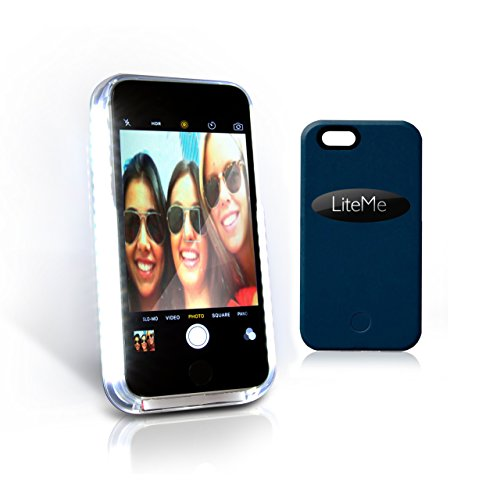 SereneLife iPhone Selfie Case Illuminated