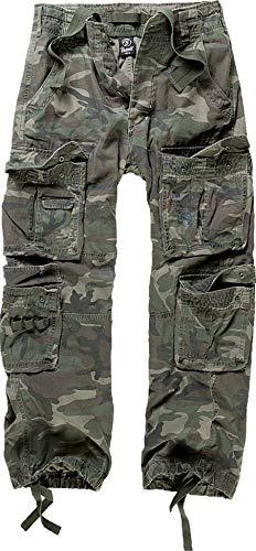 Brandit Pure Vintage Homme Cargo Pantalon 1