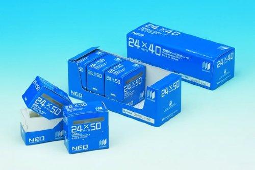 NEOカバーグラス 24×60mm 1000枚(200入×5箱) MATSUNAMI(松浪硝子)   B00PRLG7PE