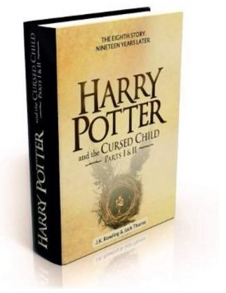 Harry Potter And The Cursed Child  Rehearsal Edition Script  Harry Potter And The Cursed Child   Harry Potter And The Cursed Child  By J  K  Rowling Harry Potter Book 8
