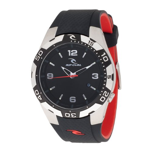 (Rip Curl Men's A2189-BLK Boost Polyurethane Black Watch)