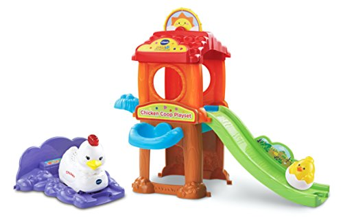 (VTech Go! Go! Smart Animals Chicken Coop Playset)