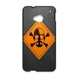 DIY Printed Breaking Bad hard plastic case skin cover For HTC One M7 SN9V392254