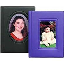 "Pioneer Photo Albums Kz46 4"" X 6"" Mini Brag Book Assorted Colors"
