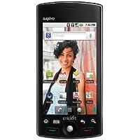Sanyo Zio M6000 Cricket Android Touchscreen Smartphone