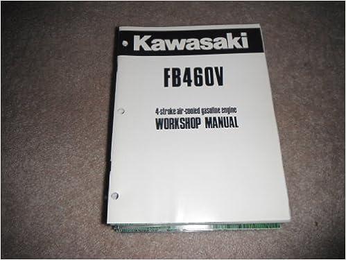 Kawasaki fc460v