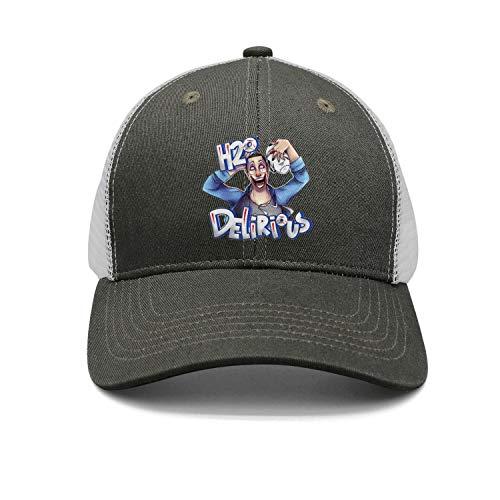 - H2o-Delirious-Cute Design Fashion Plain Sports Baseball hat Caps Snapback for Men Women