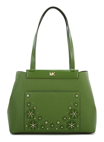 Michael Kors Green Handbag - 9