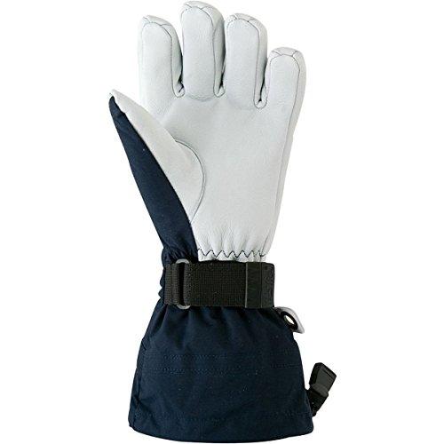 Hestra Army Leather Heli Ski Gloves, Navy, 9 by Hestra (Image #1)