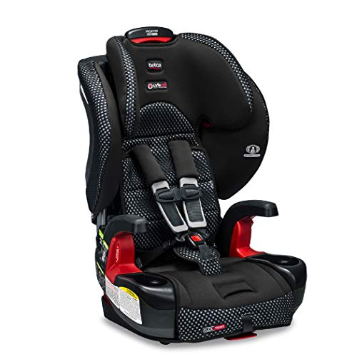 Britax Frontier ClickTight Harness-2-Booster Car Seat, Cool Flow Grey