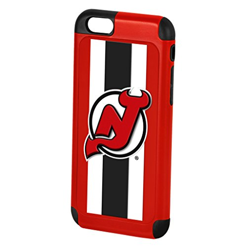 Dual Game Jersey (NHL New Jersey Devils TPU Dual Hybrid AI6 Cover (2 Piece),)