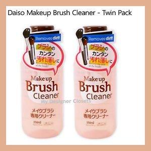 Daiso Make up Brush Cleaner 2 PACK