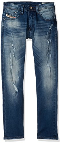 Diesel Five Pocket Jeans - 4