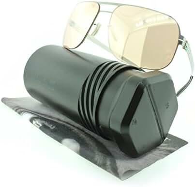 ic! berlin Sunglasses U5 Alex Aviator Sunglasses Metal Frames