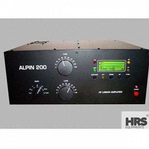 Alpin 200 Amplificatore Lineare Amazonit Elettronica