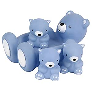 Baby Bath Toys  Bath Rubber Children Water Play Toy Classic Bathing Toy bear