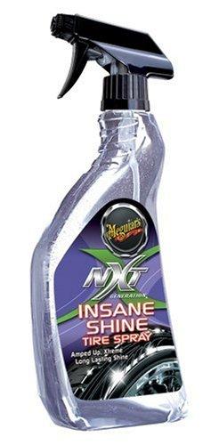 Meguiar's G13124 NXT Insane Shine Tire Spray - 24 oz.