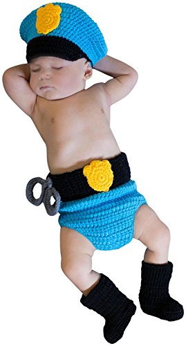 Princess Paradise Baby Boys' Mr. Police Officer