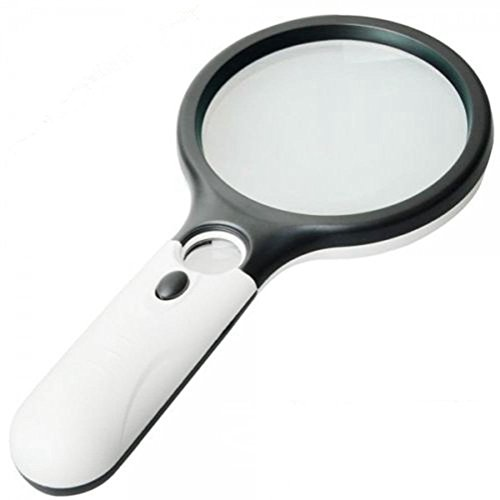 Magnifier-3-LED-Light-Magnifying-Lens-handheld-great-for-Jewelers-Magnifier-brilliant-for-Reading