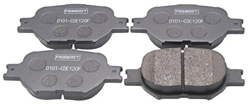 Toyota - Front (Disc Brake) Pad Kit - Oem: 04465-30330