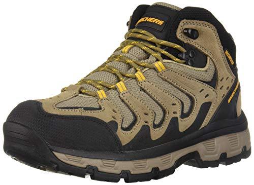 Skechers Men's Morson- Gelson Hiking Boot,