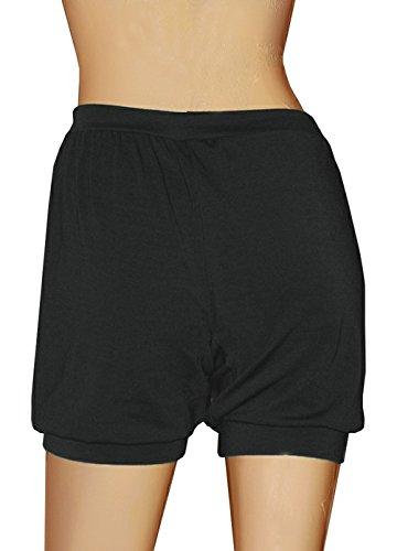 Amazon.com: E K Mujeres Yoga Iyengar corta Ballet algodón ...