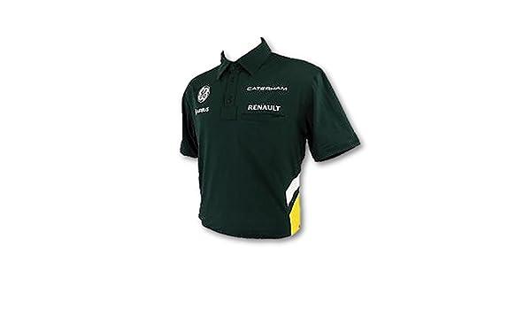 HPE rendimiento ropa señoras fórmula un Caterham F1 Team ...