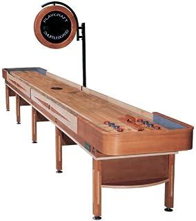 Playcraft Telluride Pro Style Shuffleboard Table With Electronic Scorer