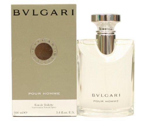 Bvlgari By Bvlgari For Men. Eau De Toilette Spray 3.4 Ounces by Bvlgari
