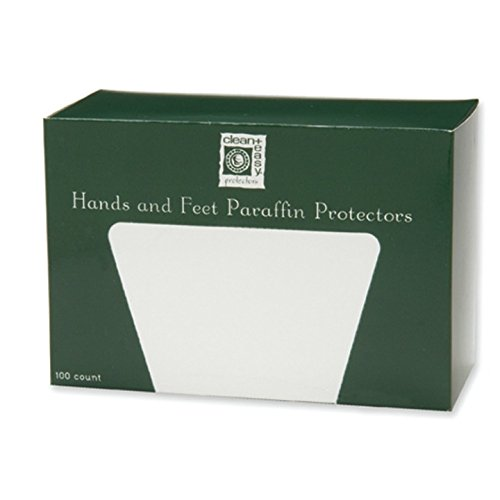 Clean + Easy Hands and Feet Protectors, 100 Count by Clean + Easy
