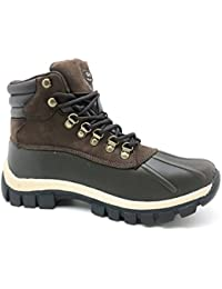 LM Men's Winter Snow Boots WaterProof Insulated