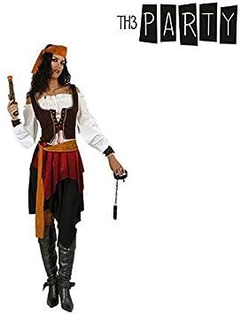 Atosa-39513 Disfraz Pirata, Color Naranja, XS-S (39513): Amazon.es ...
