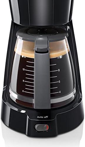 Siemens - TC3A0303 - Cafetière filtre, 1100 watts, Noir