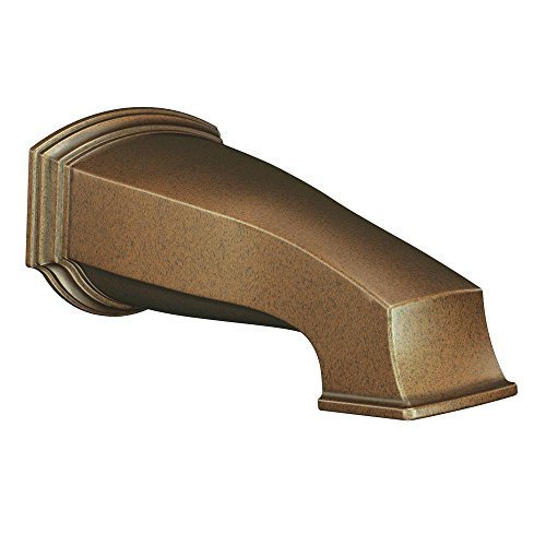 Moen S3860AZ Rothbury Nondiverter Spout, Antique Bronze by Moen