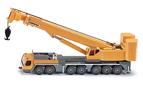 Siku 1:87 Liebherr Mobile Crane(Colors May - Liebherr Cranes Crawler