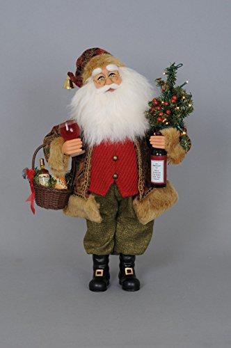 Karen Didion Lighted Wine Santa Review