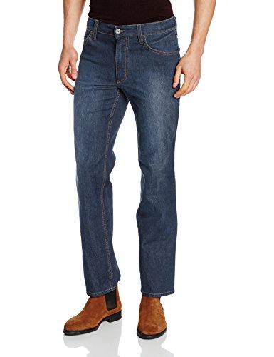Straight Oklahoma Uomo Blurinse Jeans Mustang 4RLq53jcA