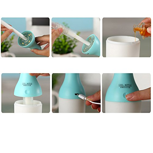 Essential Oil Diffuser Aromatherapy Diffuser Cool Bottle