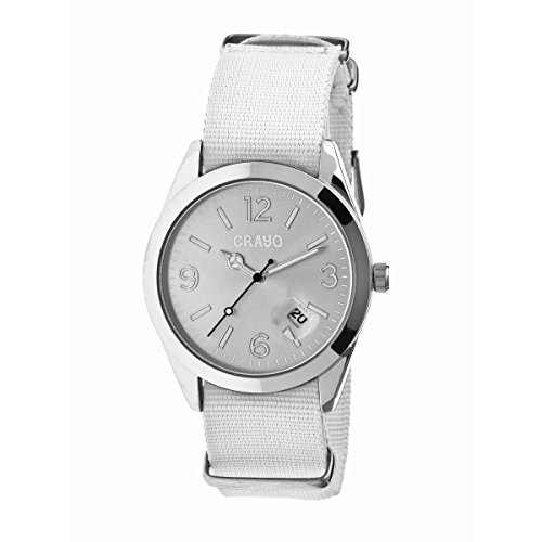 crayo-cr1701-sunrise-watch-silver