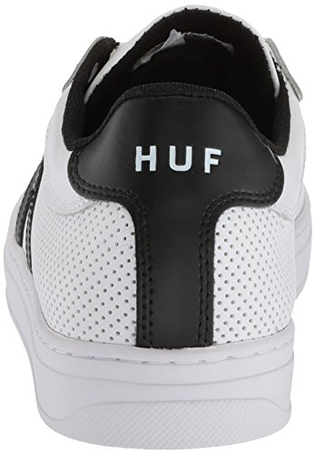 HUF Men's Soto Skate Shoe White/Black/Black cheap sale cheap VsGyh