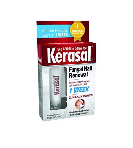 Kerasal Fungal Nail Renewal - Visible results start in just 1 week