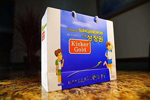 Ginsaeng Sungjangwon Kicker Gold by Kicker Gold (Image #2)