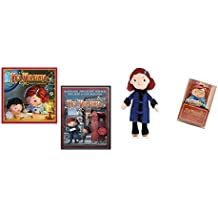Yes Virginia Christmas Book Ornament Doll and DVD Bundle